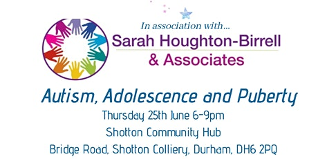 Autism, Adolescence and Puberty tickets