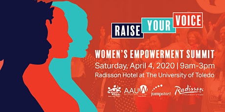 Postponed COVID 19 -2020 Women's Empowerment Summit: Raise Your Voice - Expo Table Only tickets