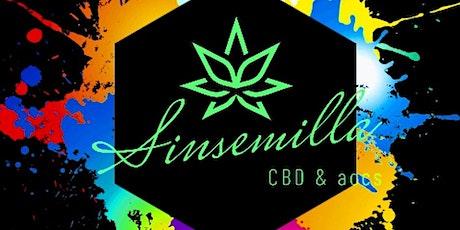 Sinsemilla's 1 Year Anniversary tickets