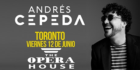 ANDRES CEPEDA TOUR 2020 tickets