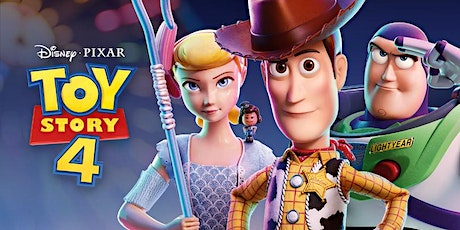 Cinema at The Sound: Toy Story 4 | Meet Woody + Buzz tickets