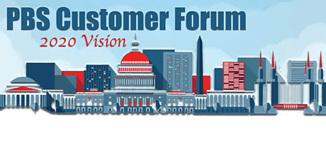 PBS National Customer Forum tickets