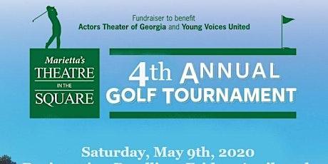 Marietta's Theatre in the Square 4th Annual Golf Tournament tickets