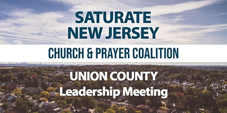 Saturate Union County Leadership Meeting tickets