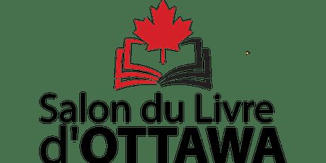 Salon du Livre d'Ottawa tickets