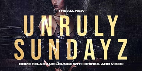 UNRULY SUNDAYZ AT BLENDZ LOUNGE HOSTED BY #TEAMINNO tickets
