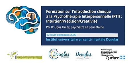 Introduction Clinique à la Psychothérapie Interpersonnelle (PTI)																																													billets