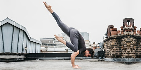 The architecture of arm balances and inversions with Adam and Holly Husler tickets