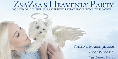 ZsaZsa's Heavenly Party tickets