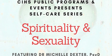 Spirituality & Sexuality tickets