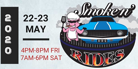 Smoke N' Rides - BBQ Cook-Off & Classic Car Show tickets