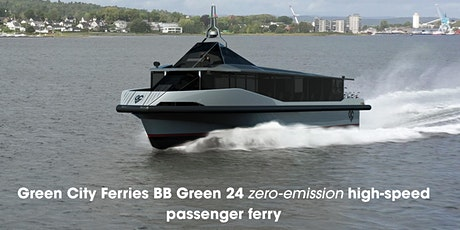 Join NYC's Zero-Emission Watercraft Seminar tickets