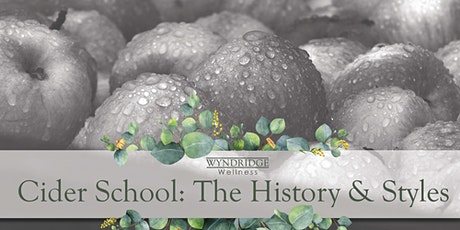 May's Cider School: The History & Styles tickets
