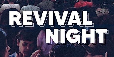 Revival Night - Rio de Janeiro ingressos