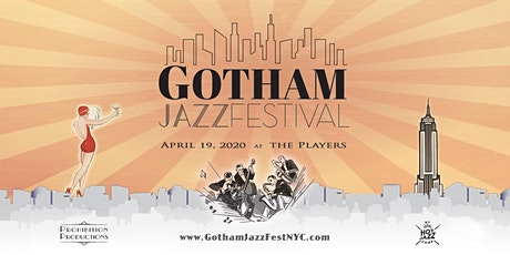GOTHAM JAZZ FESTIVAL 2020 tickets