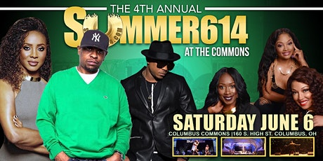 4th Annual SUMMER614 @ The Commons Benefiting: The 22nd Foundation  tickets