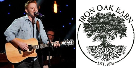Clay Page @ the  Iron Oak Barn in Pendleton, SC tickets