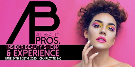 All Beauty Pros Insider Beauty Show & Experience tickets