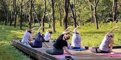 Hike & Yoga entradas