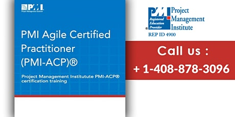 PMI-ACP (PMI Agile Certified Practitioner) Training in  Sacramento tickets