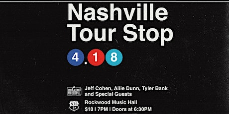 Nashville Tour Stop Presents tickets