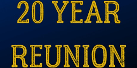 20 Year Reunion- Puyallup High School C/O 2000 tickets