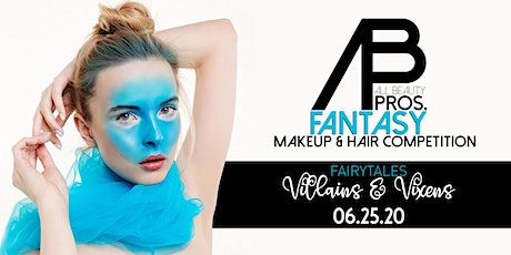 All Beauty Pros Fantasy Makeup & Hair Competition tickets
