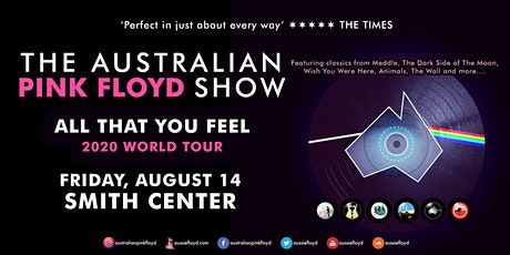 The Australian Pink Floyd Show - All That You Feel World Tour tickets