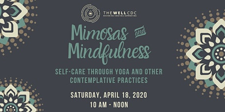 Mindfulness and Mimosas tickets