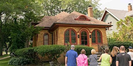 Marquette Bungalows Historic Architecture Walking Tour tickets