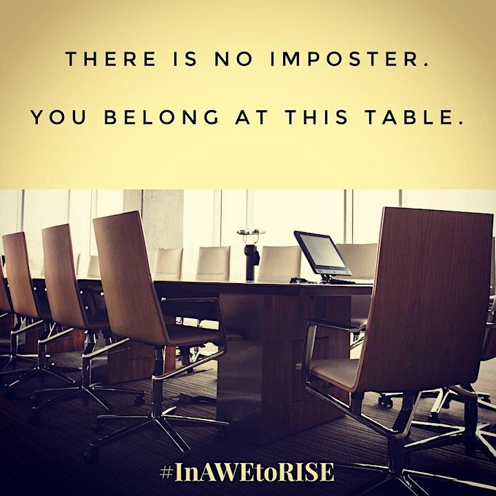 In AWE Institute for Women in Educational Leadership 2020 image