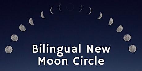 Bilingual New Moon Circle for Women・Círculo Bilingue de Luna Nueva para Mujeres tickets