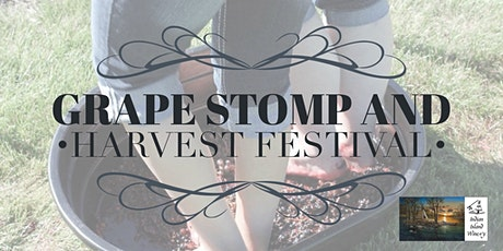 Annual Grape Stomp and Harvest Festival tickets