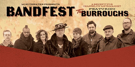 BANDFEST Featuring: The Burroughs and Bob Purcell at Moxi Theater tickets