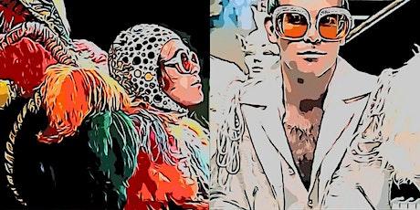 Elton John Tribute Painting Workshop tickets
