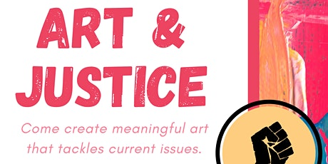 Art and Justice tickets