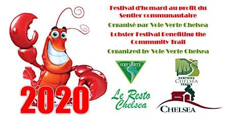 Festival du homard  Chelsea Lobster Festival 2020 billets