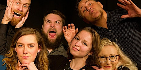 First Beat ft. Anarchy! The Improvised Rock Opera tickets