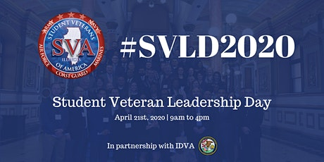 Student Veterans Leadership Day 2020 tickets