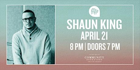 Shaun King tickets