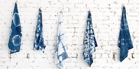Shibori Indigo Dyeing Workshop tickets