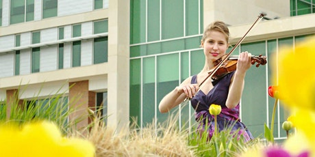 World Premiere: The Maud Powell Project - Megan Healy, violin tickets
