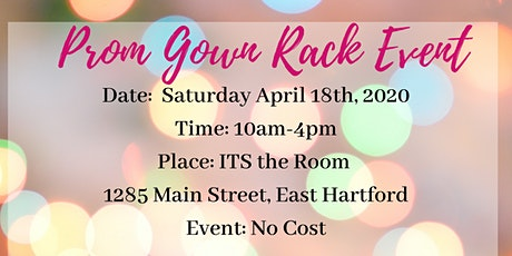 Prom Gown Rack Event tickets