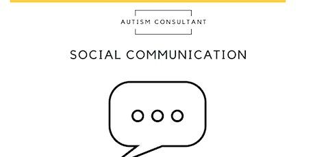 Social Communication Group - Newtownabbey tickets