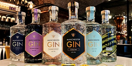 Manchester Gin Tasting tickets