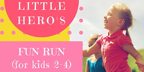 Okotoks Little Hero's Fun Run FUN-draising event tickets