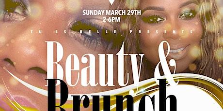 Beauty & Brunch tickets