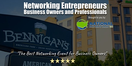 Networking Entrepreneurs, Business Owners and Professionals - Barrington tickets