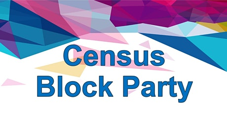 Census Block Party tickets
