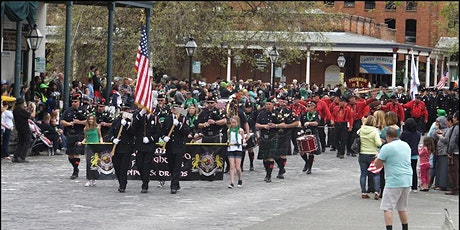 St Patricks Day Parade FireFighter After Party tickets